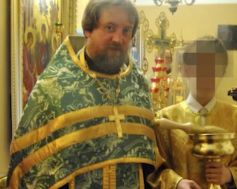 Благословенные места: священника РПЦ задержали среди проституток во время штурма притона