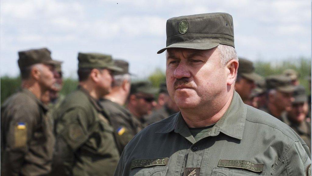 В Украине задержали экс-командующего Нацгвардией: что происходит