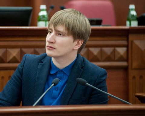 Кличко звільнив керівника апарату з фальшивим дипломом