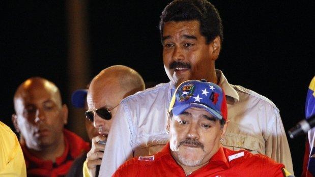 Національна конституційна асамблея Венесуели проголосила себе найвищим органом