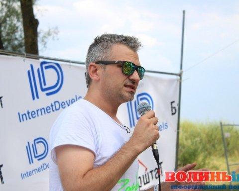 Известный украинский журналист сделал громкое заявление на фестивале «Бандерштат 2017»