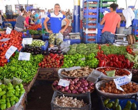 Росія зняла заборону на імпорт турецьких овочів