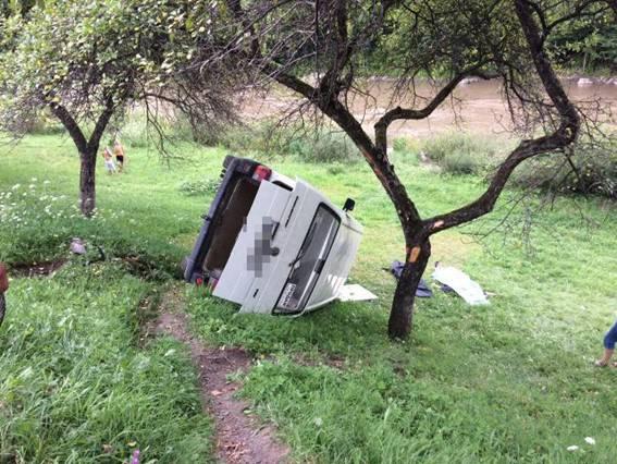 ВЗакарпатской области умер местный гражданин, сорвавшись наминивэне впропасть