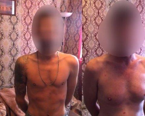Полиция задержала банду, которая грабила финансовые учреждения, есть видео