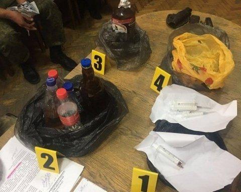 Ділери на Донеччині за сприянням поліції розповсюджували наркотики серед бійців АТО, є фото