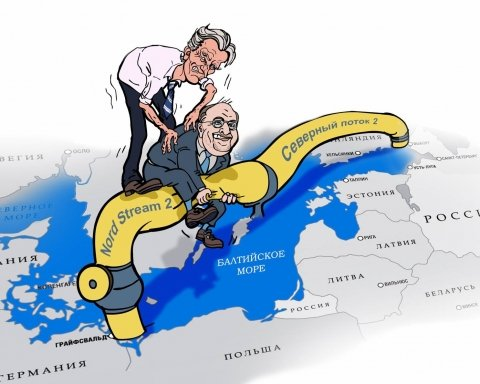 А Дания – против: Северный поток-2 вновь попал под угрозу