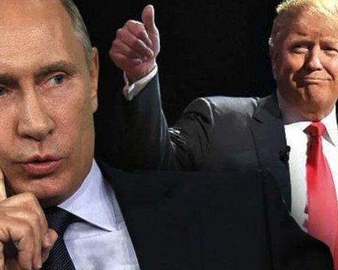 В Кремле озвучили детали встречи Трампа и Путина