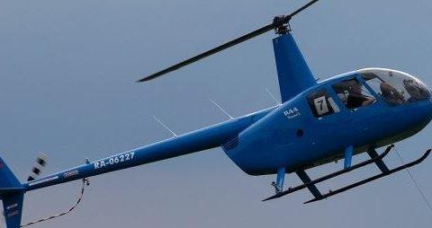 Друга авіакатастрофа за день: на Харківщині впав рятувальний гелікоптер