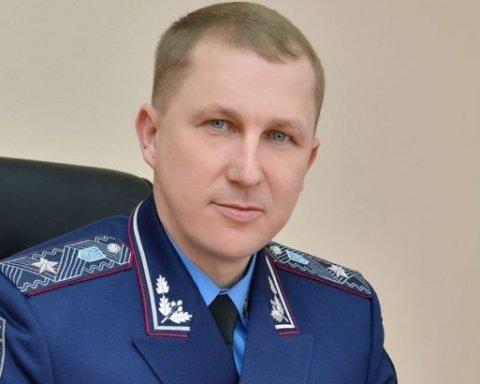 Заступник голови Нацполіціі В'ячеслав Аброськін