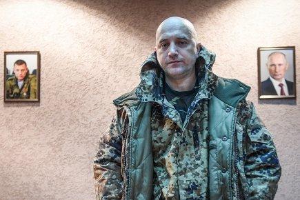 Писатель-боевик Прилепин убежал изоккупированного Донбасса