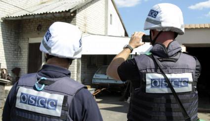 """У бойовиків з місць зберігання зброї """"зникла"""" велика кількість озброєння – ОБСЄ"""
