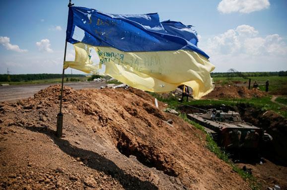 Зпочатку доби взоні АТО загинули двоє українських військових