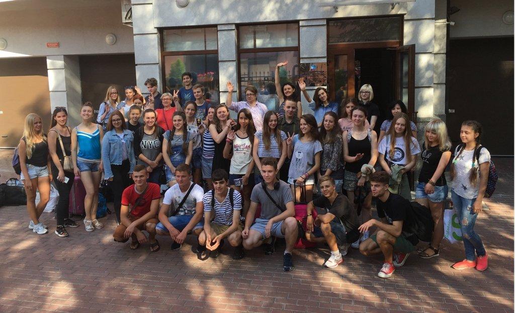 «Здрастуй, Росія!»: українських школярів нагородили поїздкою в Москву і Санкт-Петербург