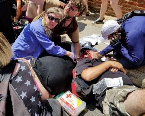 Митинг расистов в США: появились подробности о пострадавших, есть фото