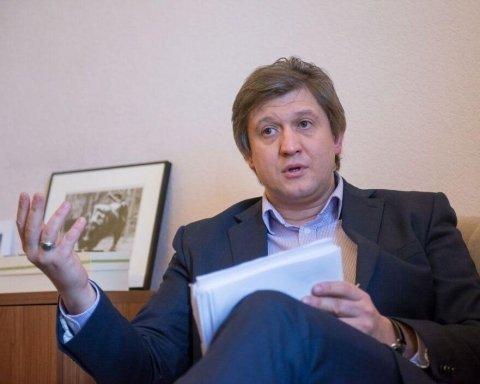 Стала відома доля справи ГПУ проти міністра Данилюка