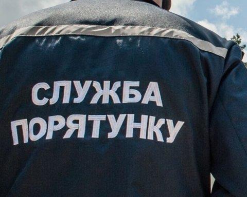 Популярный ресторан в Киеве охватил пожар