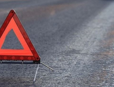 Жуткое ДТП в Киеве: самосвал раздавил мотоциклиста