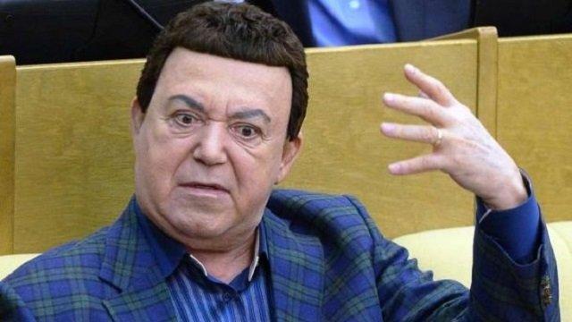Кобзон решил встретить собственный юбилей концертом воккупированном Луганске