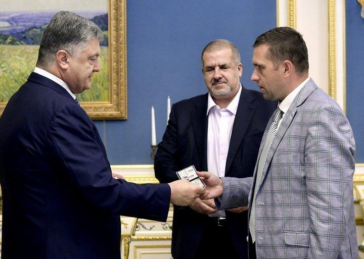 Бабін призначений постійним представником президента вКриму