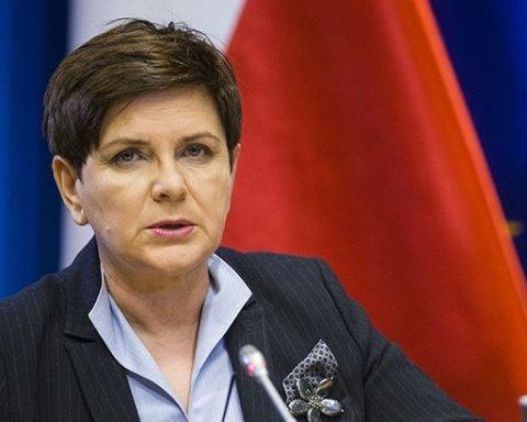 Премьер-министр Польши нашла виновных в терактах в Европе