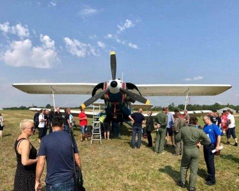 Украинский самолет установил впечатляющий мировым рекордом