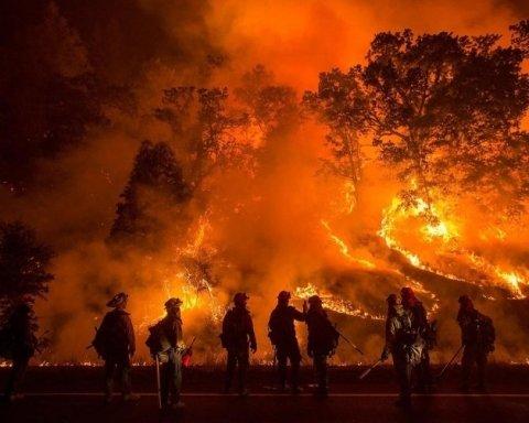 Итальянские пожарные организовывали поджоги для получения премии