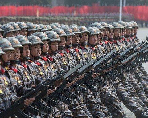 В КНДР сообщили о масштабной «мобилизации» «добровольцев»