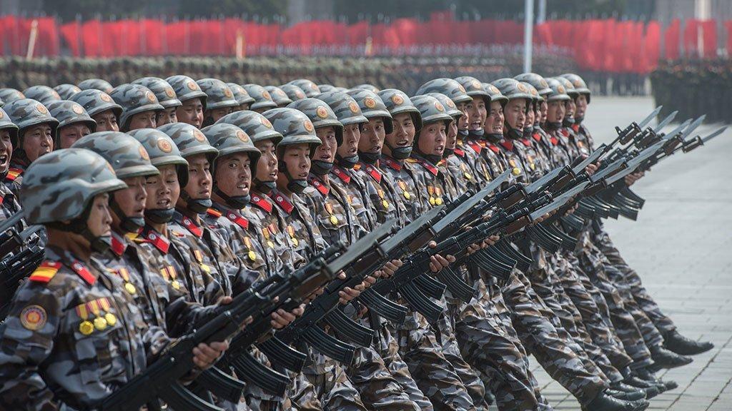 """В КНДР повідомили про масштабну """"мобілізацію"""" """"добровольців"""""""