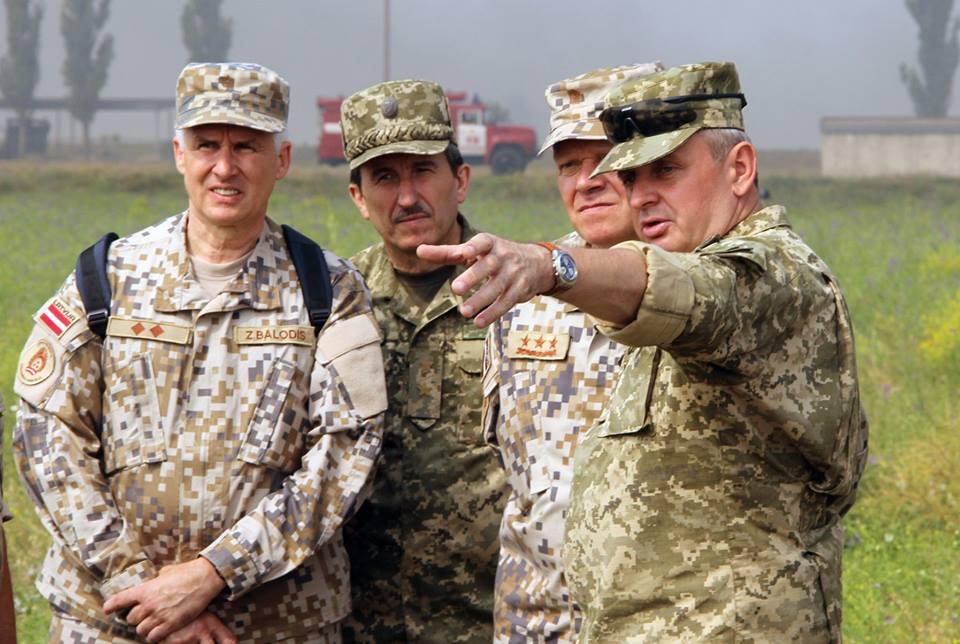 Латвия подозревает Российскую Федерацию вподготовке провокаций вовремя учений «Запад-2017»