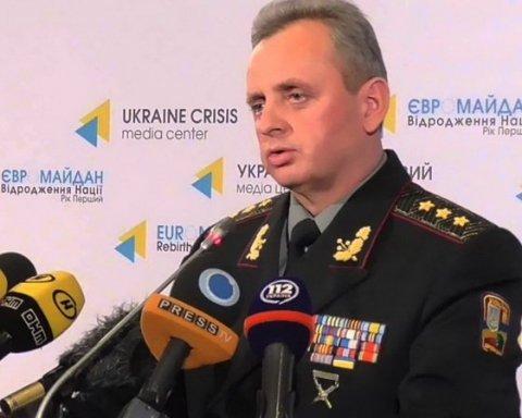 Муженко пересчитал российских солдат на Донбассе