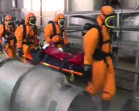 В результаті витоку хлору в Ірані постраждали сотні людей