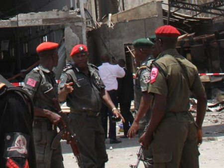В Нигерии совершено террористическое нападение на католический храм, есть жертвы