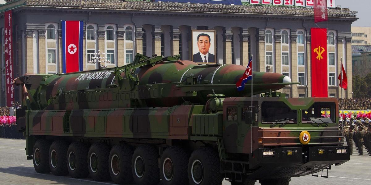 Правдали «Южмаш» поставляет двигатели для ядерных ракет Северной Кореи— Получи ответ