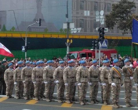 Украина должна гордиться своей армией: иностранцы о параде на Крещатике
