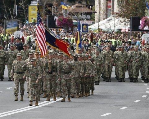 Військовий парад у Києві на День Незалежності України: онлайн-трансляція