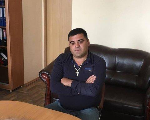"""У Києві затримали """"впертого"""" """"злодія у законі"""", є фото"""