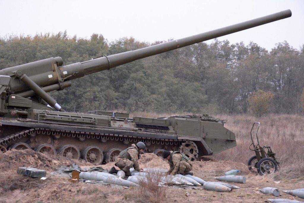 «Боги війни»: як за три роки артилерія стала основним інструментом ЗСУ