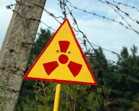 СБУ: Приазовье может стать зоной радиационного бедствия