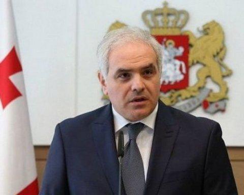 У МВС Грузії прокоментували розмову міністра з пранкерами про Саакашвілі