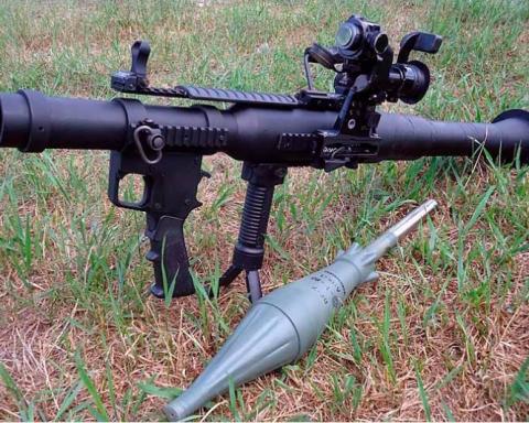 Нацгвардия Украины получила новое американское летальное оружие