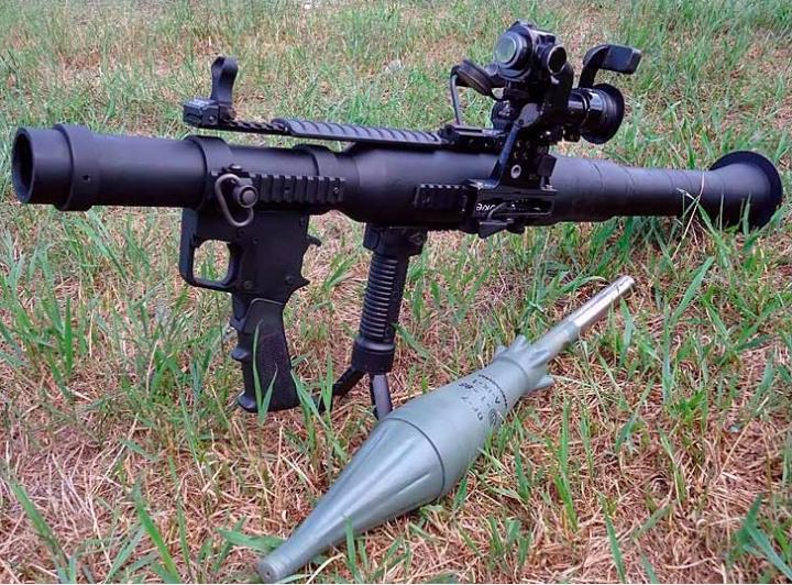 Нацгвардія України отримала нову американську летальну зброю