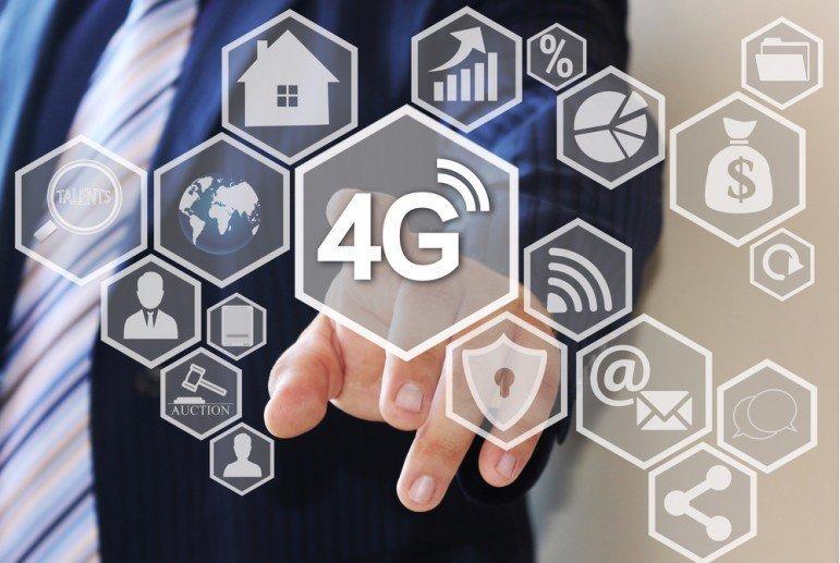 Кабмин проинформировал оботкрытии спецдиапазона для внедрения 4G