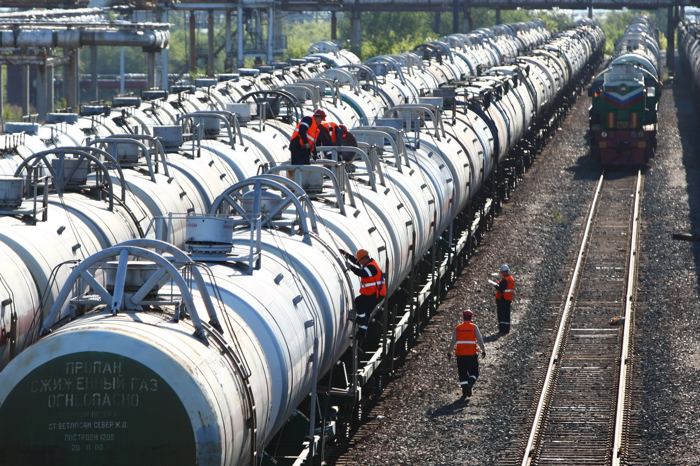 Цены насжиженный газ будут расти из-за дефицита