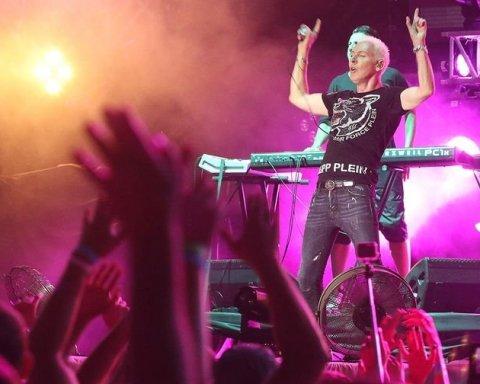 Гурту Scooter загрожує 8 років в'язниці за концерт у Криму