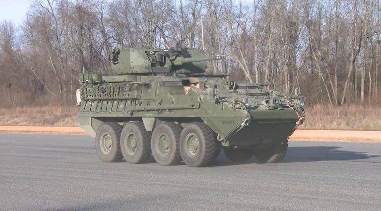 США відправили до кордонів РФ винищувачів російських броньовиків, є фото
