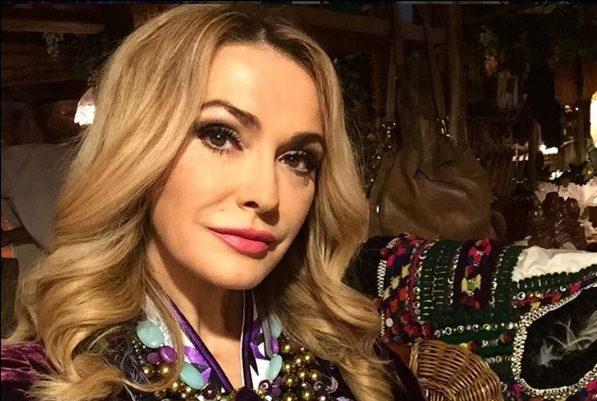 Ольга Сумская впервый раз поведала о собственной внучке