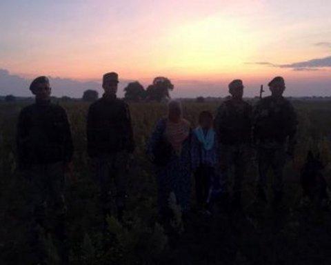 На кордоні з Польщею затримали нелегальних мігранток