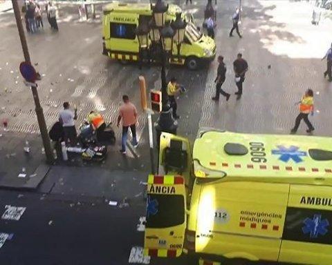 Терориста, який вчинив теракт в Барселоні, убито
