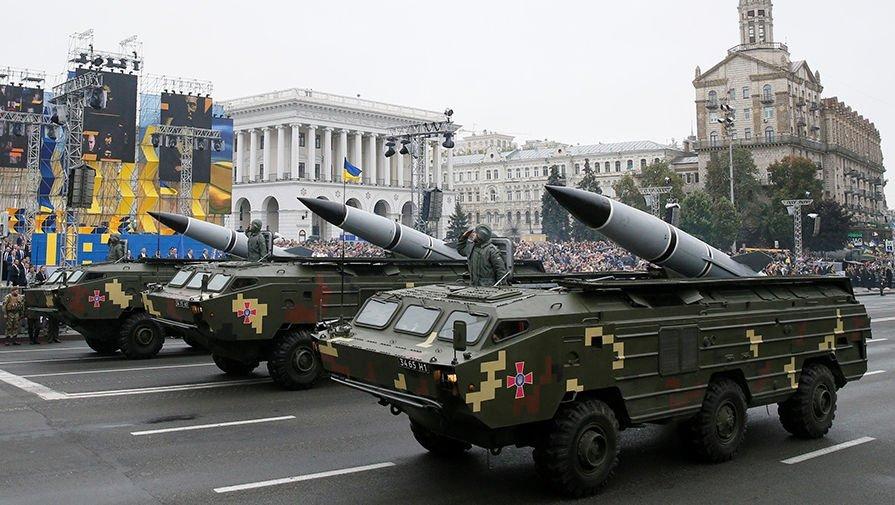 Оприлюднений список військової техніки, яка вийде на Майдан у День Незалежності
