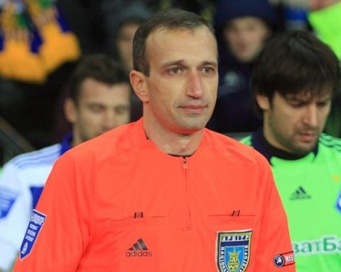 Відомий футбольний арбітр відсудив матч на «Суперкубок» окупантів Криму